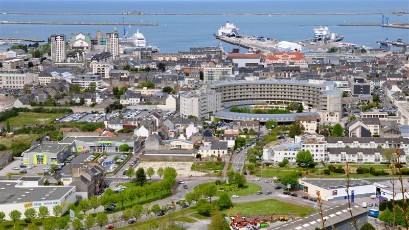 Ville Cherbourg